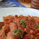 mushroom hungarian goulash