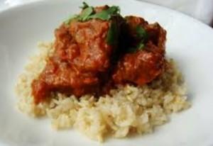 Lamb Curry Surprise